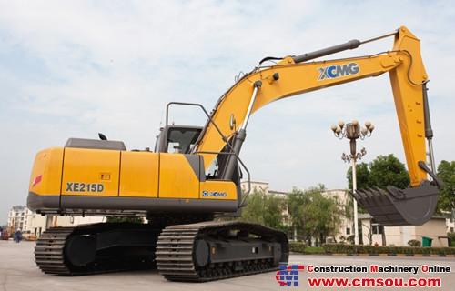 XCMG XE215D Crawler Excavator