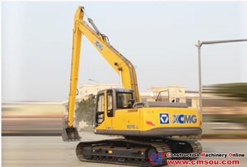 XCMG XE215CLL Crawler Excavator