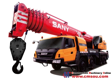 SANY STC1000C Truck Crane