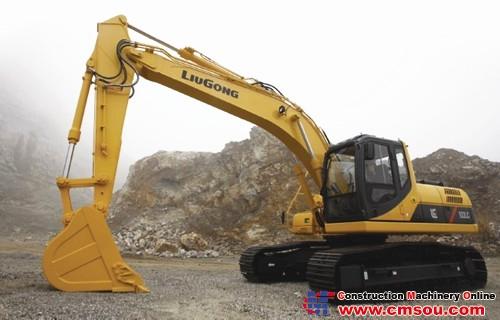 Liugong 922LCIII Crawler Excavator