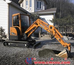 DOOSAN DX27Z Crawler Excavator