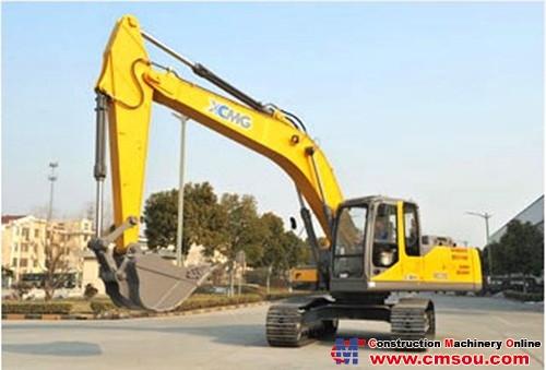 XCMG XE235C Crawler Excavator