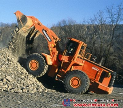 DOOSAN MEGA500-V Wheel Loader