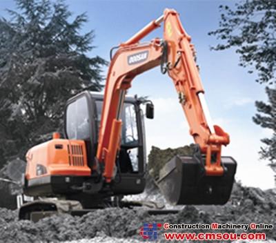DOOSAN DX55 Crawler Excavator