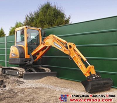 DOOSAN DX35Z Crawler Excavator