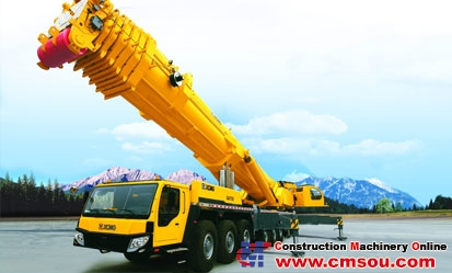 XCMG QAY200 All terrain crane