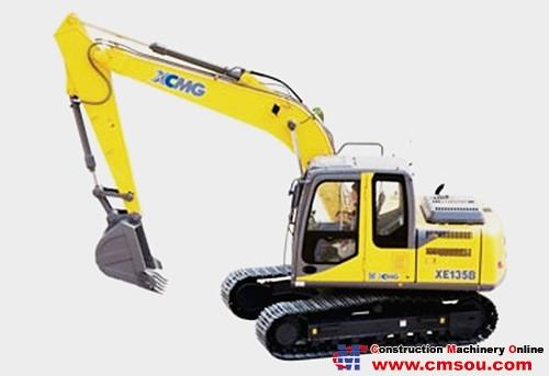 XCMG XE135B Crawler Excavator