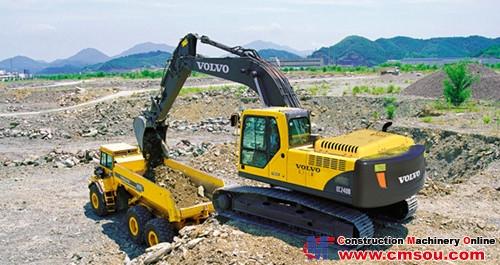VOLVO EC240B Prime Crawler Excavator