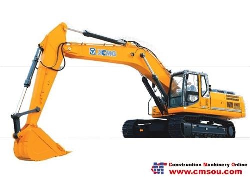 XCMG XE335C Crawler Excavator