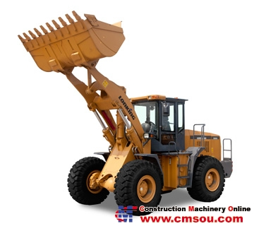 Lonking CDM856D Wheel Loader