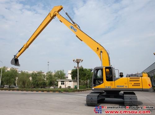 XCMG XE260CLL Crawler Excavator
