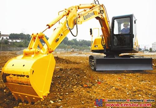 Liugong 908CIII Crawler Excavator