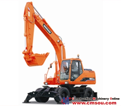 DOOSAN S180W-V Wheel Excavators