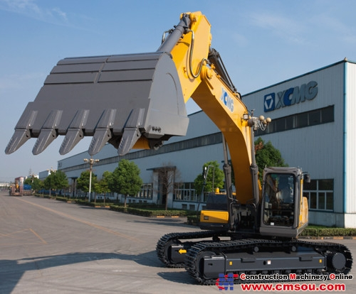 XCMG XE370CA Crawler Excavator