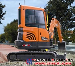 DOOSAN DX30Z Crawler Excavator