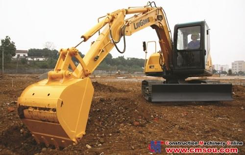 Liugong 908DIII Crawler Excavator