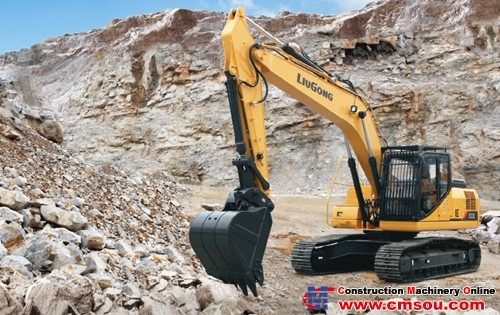 Liugong 922EIV Crawler Excavator