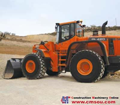 DOOSAN DL420 Wheel Loader