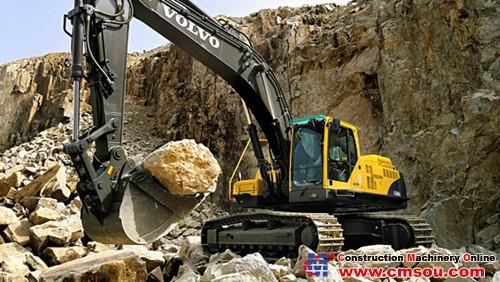 VOLVO EC360B Prime Crawler Excavator