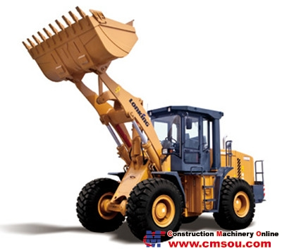 Lonking CDM858 Wheel Loader