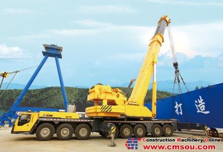 XCMG QAY500 All terrain crane