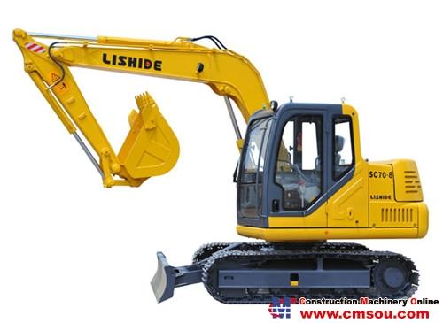 Lishide SC70.8 Crawler Excavator