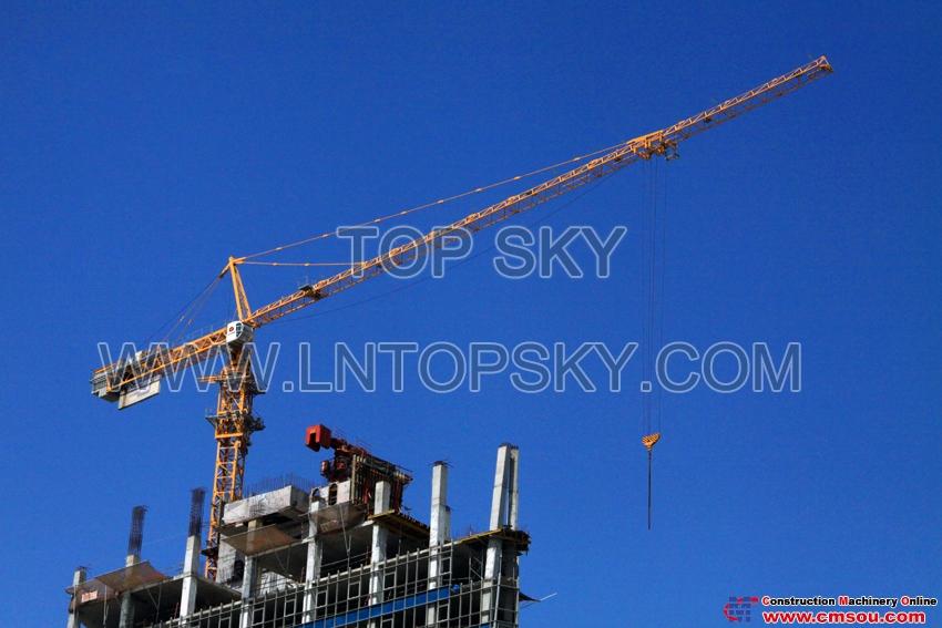 天一 T7030(K30/30) Tower Crane