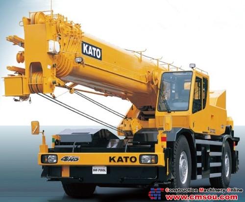 KATO SR-700L Rough-terrain Crane