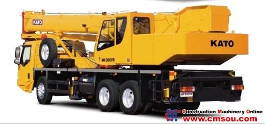 KATO NK-300VR Truck Crane