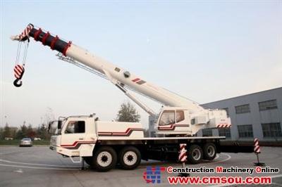 JCHI QAY55E All terrain crane