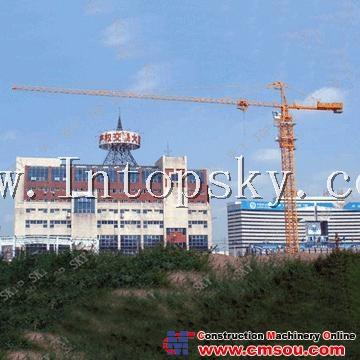 天一 T5515-8T Tower Crane