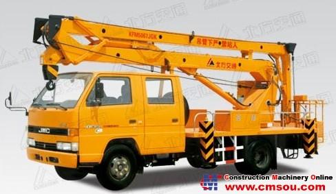 N.Traffic KFM5067JGK Aerial Working Platform