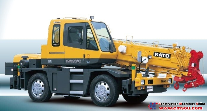 KATO MR-130R ExportVer Rough-terrain Crane