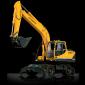 hyundaiR170W-9wheel excavators