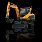 hyundaiR55W-9Awheel excavators