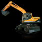hyundaiR180W-9Awheel excavators