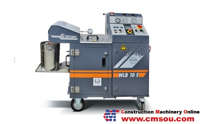 Wirtgen WLB 10 S cold recyclers