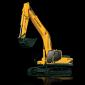 hyundaiR320LC-9HCcrawler excavators
