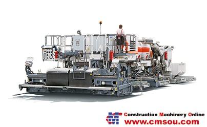 Wirtgen Remixer 4500 hot recyclers