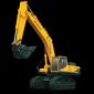 hyundaiR520LC-9crawler excavators