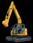 KOBELCOSK140SRLCcrawler excavator
