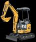 KOBELCOSK17SRcrawler excavator