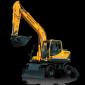 hyundaiR140W-9wheel excavators