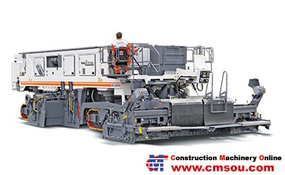 Wirtgen WR 4200 cold recyclers