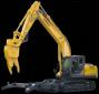 KOBELCOSK210Dcrawler excavator